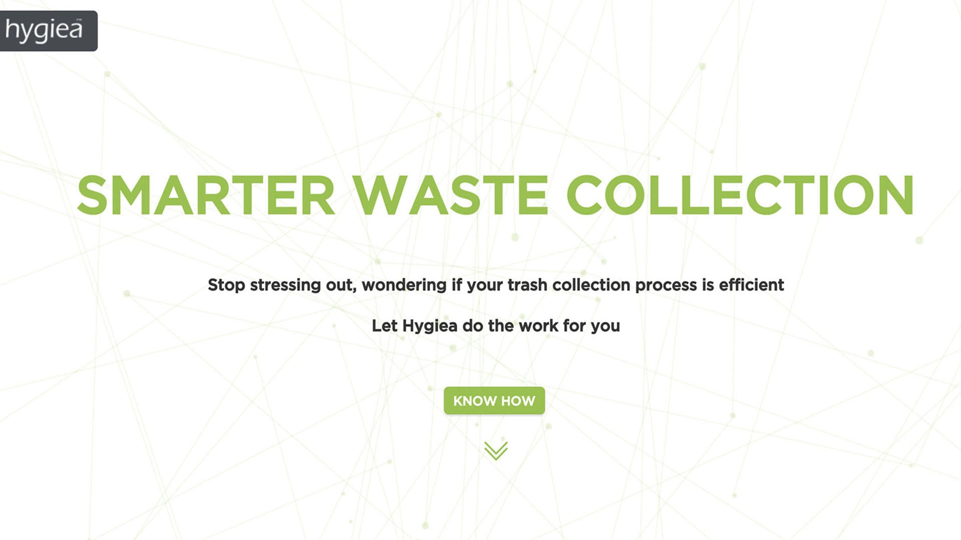 Hygiea Smarter Waste Collection